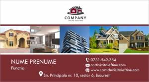 Carti de vizita Cod Imobiliare 47