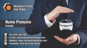 Carti de vizita rca asigurari auto Cod Asig 18