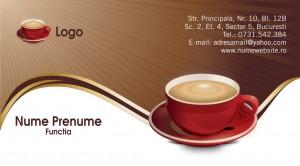 Carti de vizita - Cod Cafea07