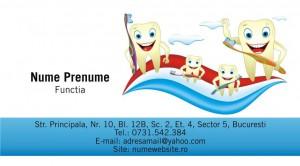Carti de vizita - Dentist - 03