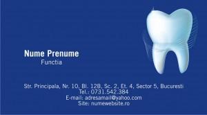 Carti de vizita - Dentist - 04