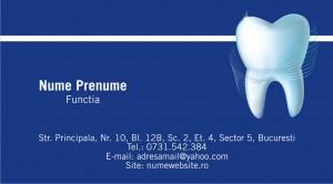 Carti de vizita - Dentist - 05