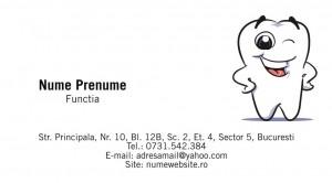 Carti de vizita - Dentist - 07