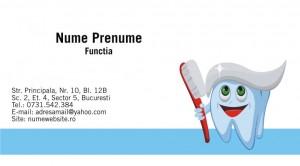 Carti de vizita - Dentist - 18