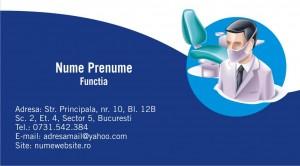 Carti de vizita - Dentist - 31
