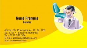 Carti de vizita - Dentist - 33