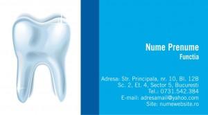 Carti de vizita - Dentist - 41