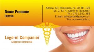 Carti de vizita - Dentist - 45