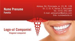 Carti de vizita - Dentist - 46