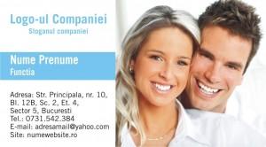 Carti de vizita - Dentist - 48
