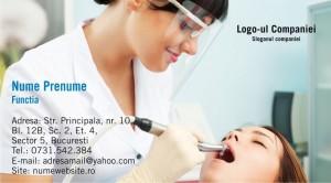 Carti de vizita - Dentist - 49