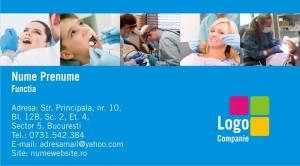 Carti de vizita - Dentist - 51