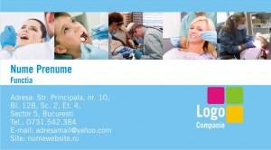 Carti de vizita - Dentist - 52