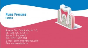 Carti de vizita - Dentist - 57