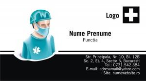 Carti de vizita - Medicina - 08