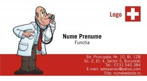 Carti de vizita - Medicina - 39
