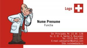 Carti de vizita - Medicina - 40Carti de vizita - Medicina - 40