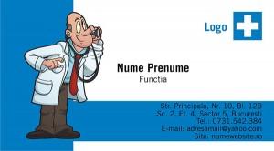 Carti de vizita - Medicina - 41