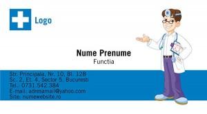 Carti de vizita - Medicina - 43