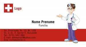 Carti de vizita - Medicina - 44