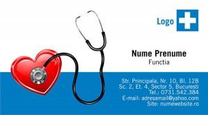 Carti de vizita - Medicina - 55