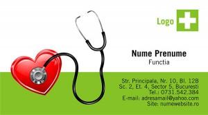 Carti de vizita - Medicina - 56