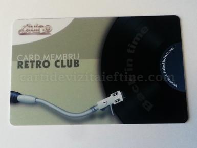 Carduri plastic pvc 09