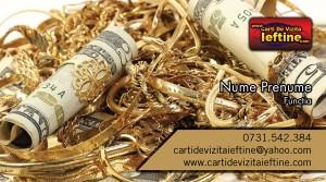 Carti de vizita amanet schimb valutar - Cod-AmEx---06