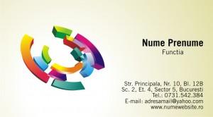 Carti de vizita business - Cod Business 83