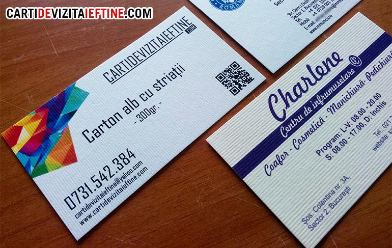 carti-de-vizita-carton-texturat-cu-striatii-alb-crem