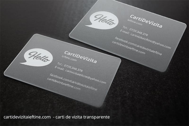 Carti-de-vizita-transparente-preturi-ieftine