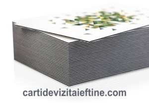 carti de vizita multistrat layerd business cards 2