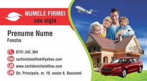 Carti de vizita asigurari Cod Asig 26