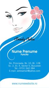 Carti de vizita cosmeticiana, cosmetica - Cod-Csm21