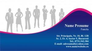 Carti de vizita asigurari - Cod Asig02