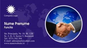 Carti de vizita asigurari - Cod Asig05