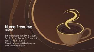 Carti de vizita - Cod Cafea04