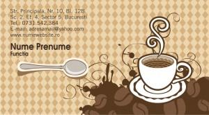 Carti de vizita - Cod Cafea09