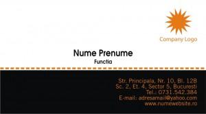 Carti de vizita - Cod Consultanta05