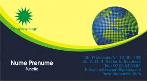 Carti de vizita - Cod Consultanta06