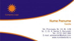 Carti de vizita - Cod Consultanta08