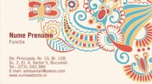 Carti de vizita - Cod Div501