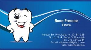 Carti de vizita - Dentist - 08