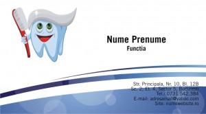 Carti de vizita - Dentist - 11