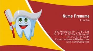 Carti de vizita - Dentist - 12
