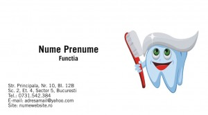 Carti de vizita - Dentist - 17