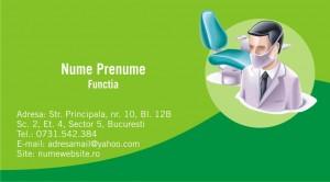 Carti de vizita - Dentist - 32