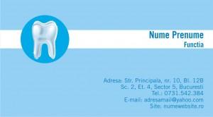 Carti de vizita - Dentist - 35