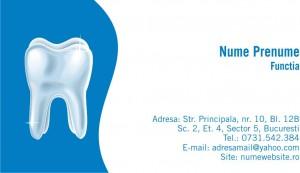 Carti de vizita - Dentist - 36