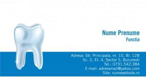 Carti de vizita - Dentist - 37